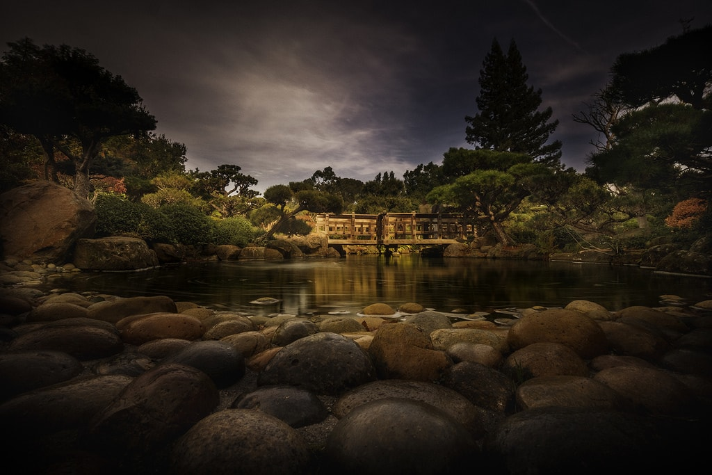 Top Photography Spot: Hayward Japanese Gardens