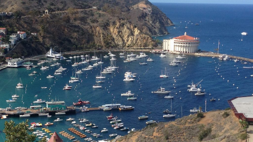 Avalon Or South Catalina Island