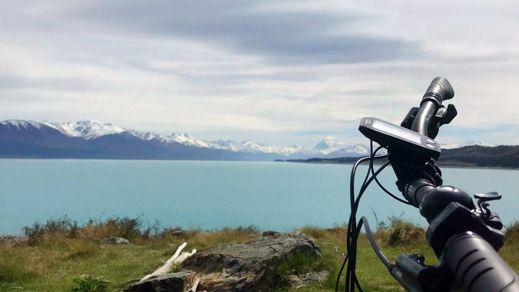 From Alps to Ocean / Exploring New Zealand by Bike