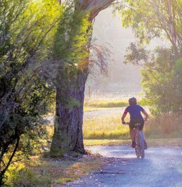 bike path across america