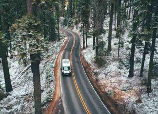 Winter Road Trips