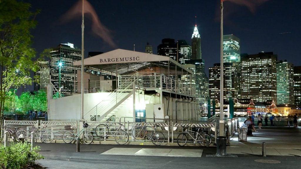 BargeMusic in Brooklyn, NY