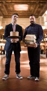 Baked Founders Matt Lewis and Renato Poliafito