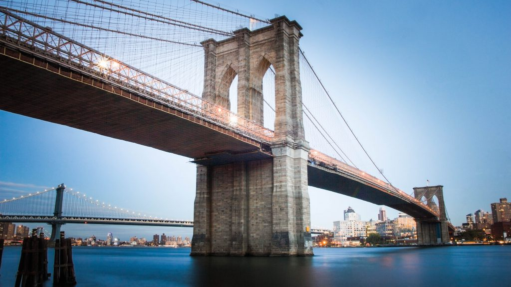 brooklyn bridge, some of south brooklyns best known secrets