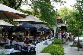 cold spring outdoor dining