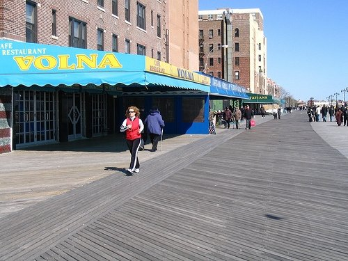 A Stroll Down Brighton Beach Avenue The Neighborhood S
