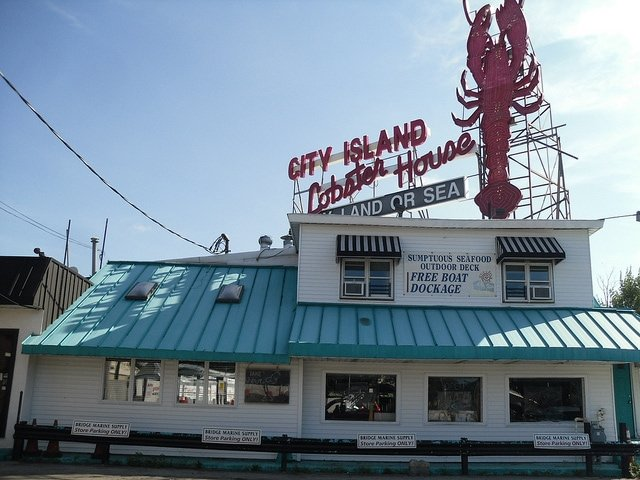 City Island lobster house