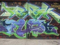 peek funk graffiti