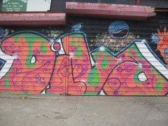 diva graffiti