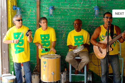 Malagueta samba