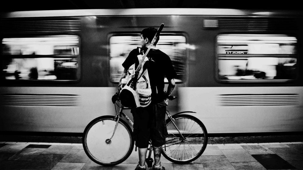 bicycle nyc subway