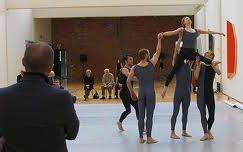 merce cunningham dancers