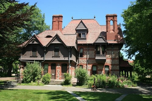 Mark twain house and museum in hartford review for The hartford house