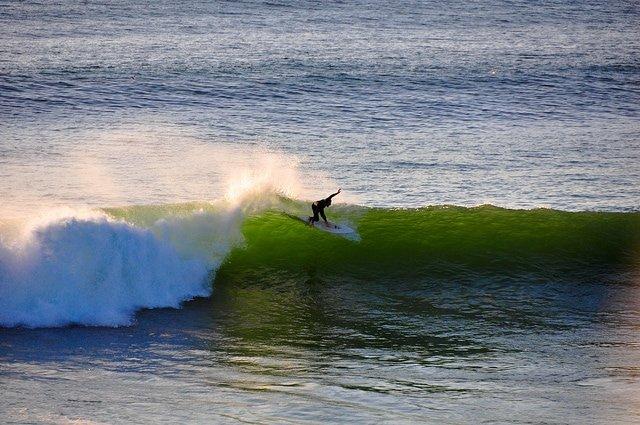 surfing montauk long island