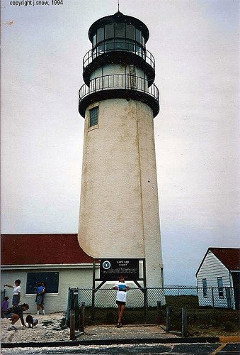 highland light tower