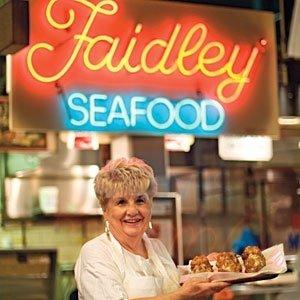Faidley seafood baltimore