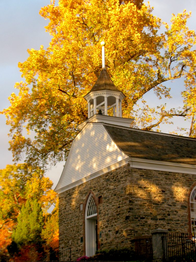 Old Dutch Church Tarrytown