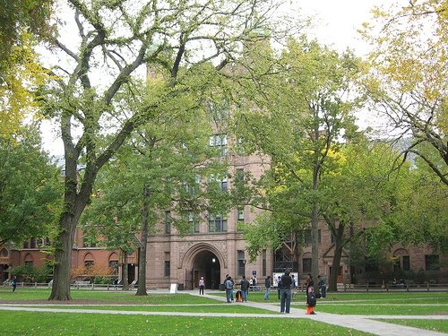 Yale, New Haven