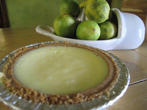 Key Lime Pie in Red Hook