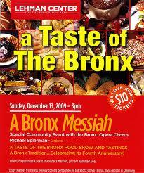 Taste of the Bronx