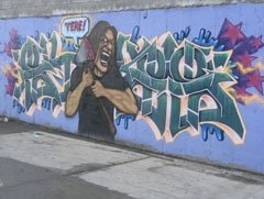 Stres Graffiti