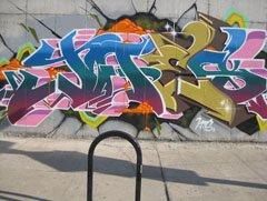 Jaes Graffiti