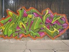 Wane Graffiti