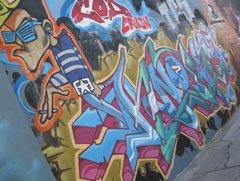 Knows Graffiti