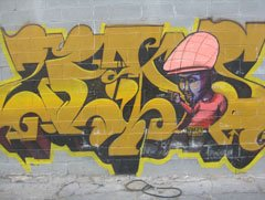 Zekis Graffiti