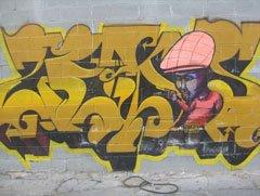 Zekis Graffiti