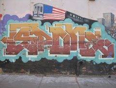 SP-One Graffiti