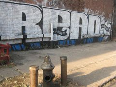 Read Graffiti