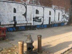 Read Graffiti