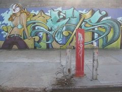 Leas Graffiti