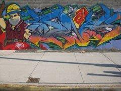 Owns Graffiti