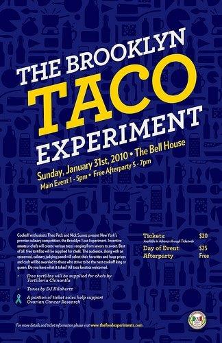 Brooklyn Taco Experiment