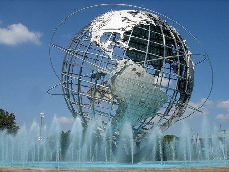 Queens Globe