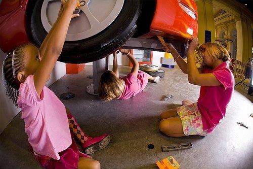 kids car museum