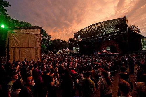 Celebrate Brooklyn Prospect Park Concerts | offMetro NY