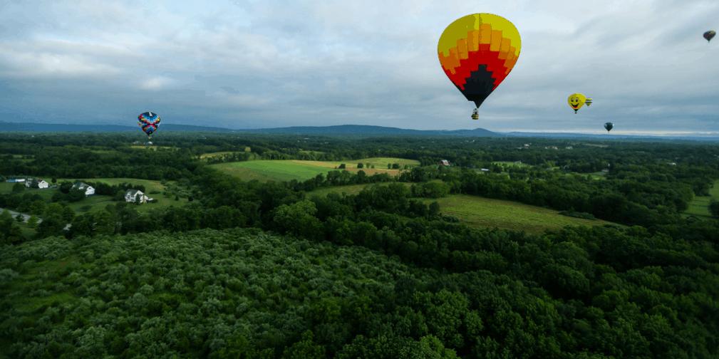 air balloon festival nj