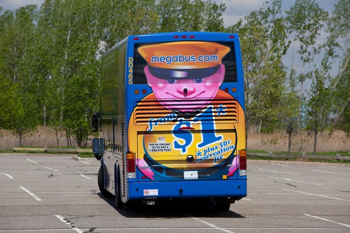 Bus From New York To Providence With Megabus