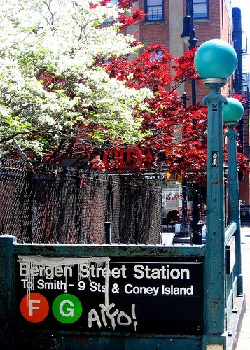Bergen Street Stop
