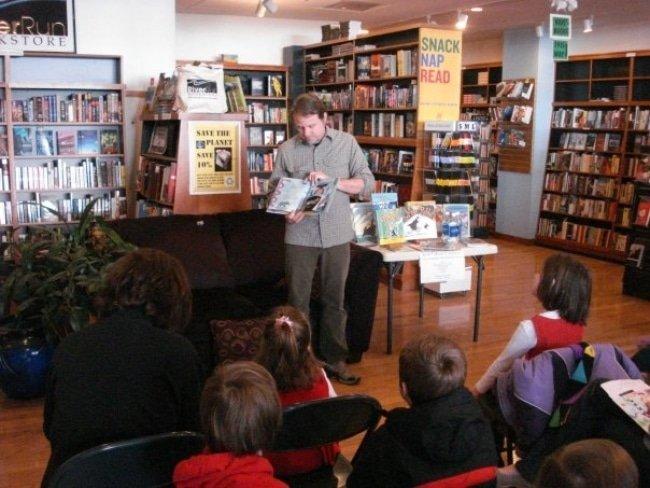RiverRun Bookstore Kids Event