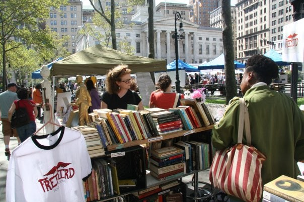 Books at the BK Book Festival