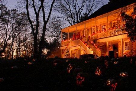 jack-o-lantern van cortland
