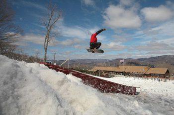 belleayre snowboard