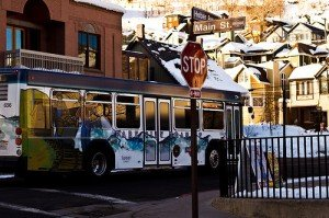 Park City Transit Bus