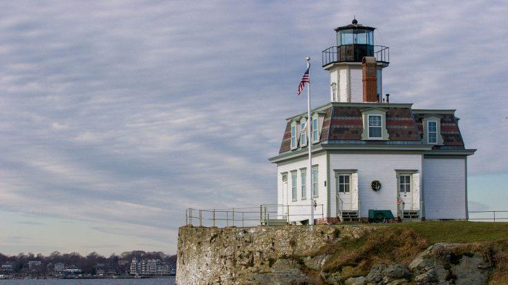Rose Island Lighthouse | Newport, RI
