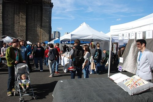 Brooklyn Flea fun