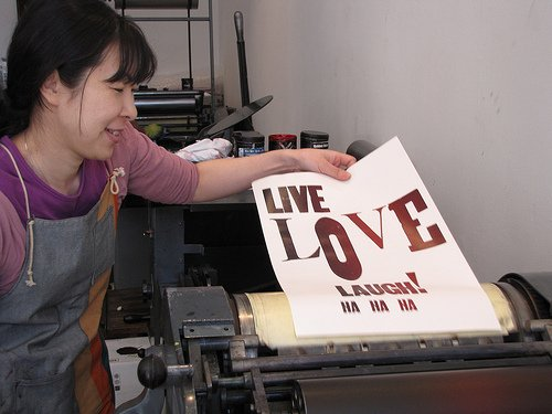 Letterpress Brooklyn